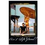 John Mellencamp Aint Life Grand Postcard