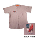John Mellencamp Logo Workshirt