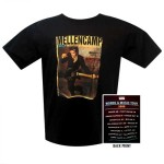 John Mellencamp  Words and Music Tour T-Shirt with Summ