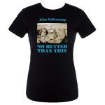John Mellencamp Womens No Better Than This Album Cover T-Shirt
