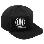JBT Feathers Embroidered Snapback Cap