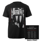 """All Dressed Up in Black & White"" T-Shirt"