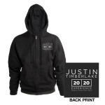 The 20/20 Experience World Tour Classic Black Hoodie