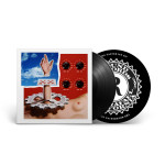 Jerry Garcia 'Garcia' 180-gram Vinyl and Round Records Slipmat Bundle