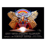 Stanley Mouse Jerry Garcia Symphonic Celebration Greek Theatre Lithograph