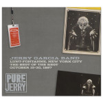 "Jerry Garcia Band: Lunt-Fontanne, NYC, ""Best of the Rest"" (3CDs)"