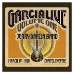 Jerry Garcia Band - GarciaLive Volume 1: Capitol Theatre, 3/1/80 3-CD Set