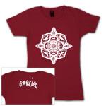 Jerry Garcia Mandala Women's T-Shirt