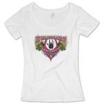 Jerry Garcia Symphonic Celebration Women's Tour T-Shirt