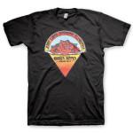 Jerry Garcia Symphonic Celebration Spring 2014 Tour Men's T-shirt (Charcoal)