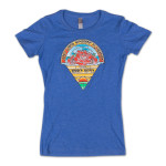 Jerry Garcia Symphonic Celebration Tour Women's T-Shirt