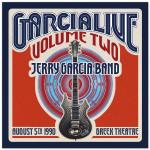 Jerry Garcia Band - GarciaLive Volume 2: 8/5/90 Digital Download