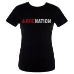 Jay-Z Black Juniors Rocnation T-Shirt
