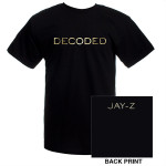 Jay-Z Official Decoded T-Shirt