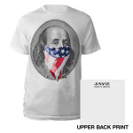 Jay-Z Made in America Bejamin Franklin Shirt