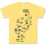 Yellow Limited Cover Jason Mraz T-Shirt
