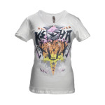 Ke$ha Animal Tiger Juniors Tee