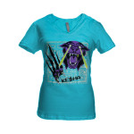 Ke$ha Purple Panther Juniors Tee