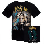 Ke$ha Cannibal Event Tee