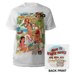 Kid Rock's 3rd Annual Chillin' The Most Cruise Tee