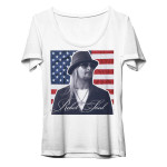 Kid Rock Rebel Soul Scoop Neck Ladies Tee