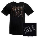 KISS Youth Destroyer Tee