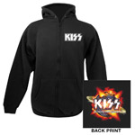 Exclusive - Hottest Show On Earth Event Zip Up Hoodie