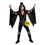 KISS Adult Demon Costume