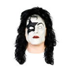 KISS Deluxe Starchild Latex Mask