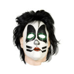 KISS Deluxe Catman Latex Mask