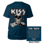 Skull 'N' Guitars 2012 Tour Tee