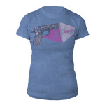 KISS Love Gun Jr. Tee