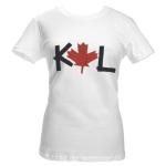 KOL Drum Kick Canada Jr. Tee
