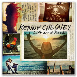 Kenny Chesney Life On A Rock CD