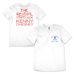 "Kenny Chesney ""The Big Revival"" Unisex T-shirt"