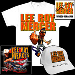 LEE ROY MERCER GONE RACIN' Number 1 Fan Bundle