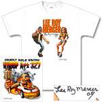 Lee Roy Mercer NHRA Racing Shirt - Signed