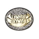 Lynyrd Skynyrd Brass Belt Buckle