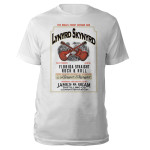 Lynyrd Skynyrd Whiskey Bottle Tee