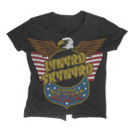 Southern Rock Split Back Ladies Tee