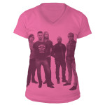 Maroon 5 Photo V-Neck Tee*