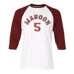 Maroon 5 Raglan Tee