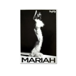 Mariah Carey E=MC2 Poster