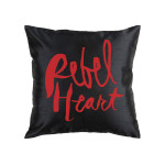 Rebel Heart Pillow