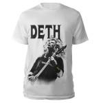 New Megadeth Deth Tee