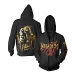 Megadeth Crazy Man Hoodie