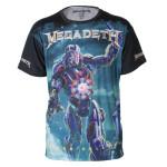 Megadeth Active Wear Tee