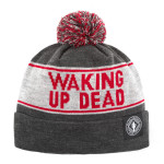 Waking Up Dead Pom Beanie
