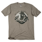 Mike Gordon Spring Tour Bass Bin T on Sage Green