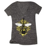 Ladies' Yarmouth Road Bass Bee T-Shirt